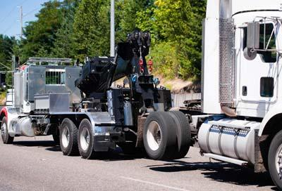 Semi-Truck Towing Federal Way
